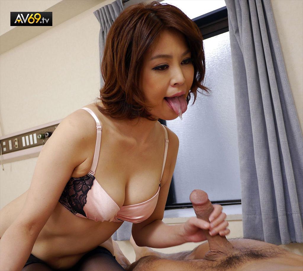 japanese handjob